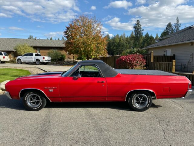 1970 Chevrolet El Camino REAL SS 396 2-OWNER FULLY DOCUMENTED