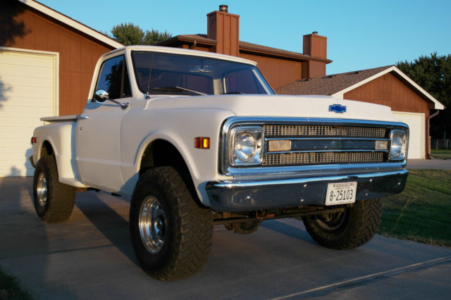 Chevrolet K Pickup Base L X C Off Road K Speed Hot Rod Custom