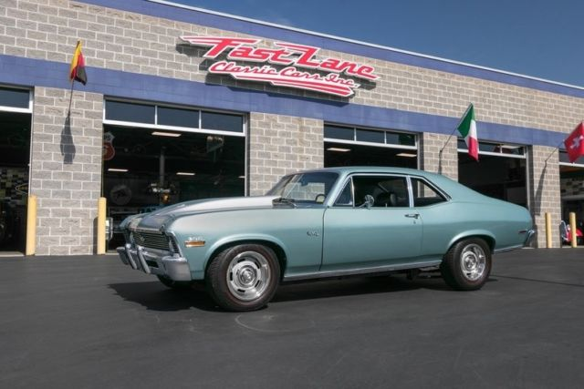 1970 Chevrolet Nova Big Block 4 Speed