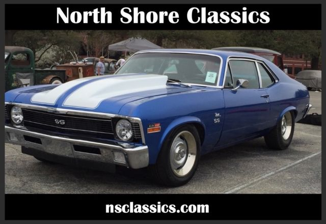 1970 Chevrolet Nova Fuel Injected 6.0-PRO TOURING-NEW LOW PRICE-See Vi