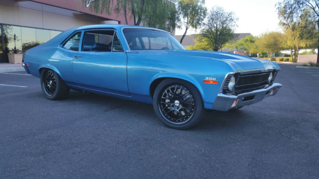 1970 Chevrolet Nova Pro Touring Resto Mod For Sale Photos