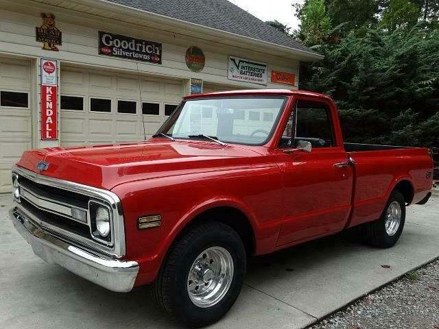 1970 Chevrolet Other Pickups --