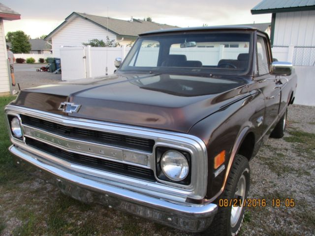 1970 Chevrolet Other Pickups PU