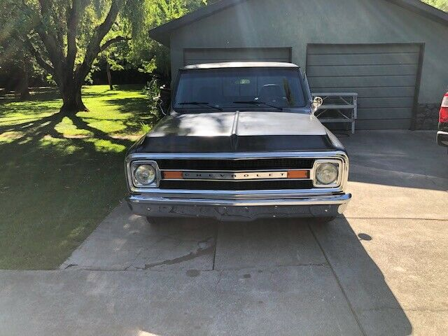 1970 Chevrolet C-10 1500 Long Bed