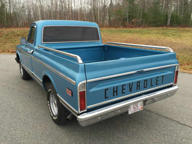 1970 Chevy C10 Custom Deluxe Short Bed w/ Chevy 350 V8 ...
