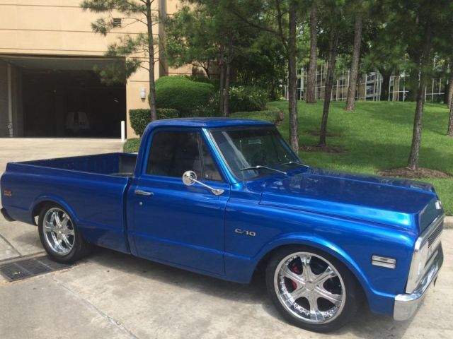 1970 Chevy C10 Custom Truck 383 Stroker For Sale Photos