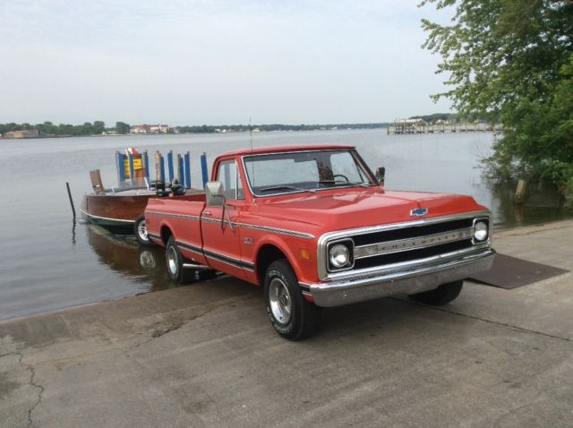 chevy c10 fleetside 1970