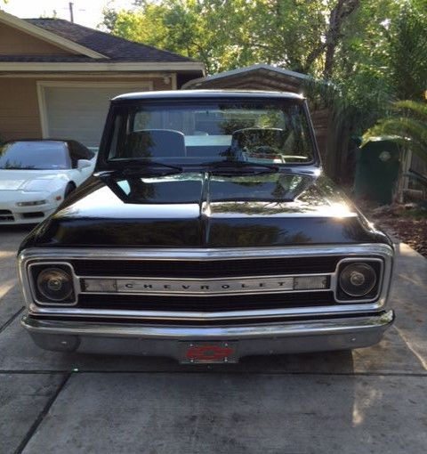 1970 Chevy C10 Modified Truck For Sale: Photos, Technical