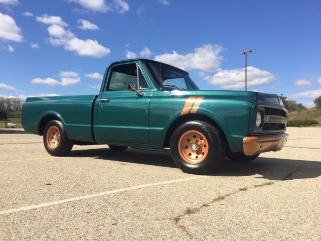 1970 Chevrolet C-10 Short Bed Shop Truck