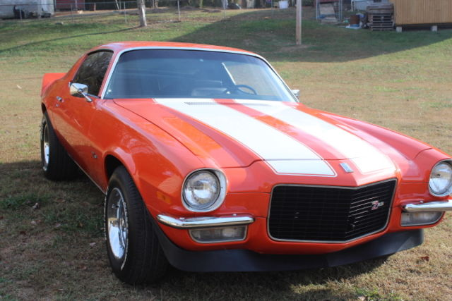 1970 chevy camaro z 28 split bumper clone for sale photos technical specifications description. Black Bedroom Furniture Sets. Home Design Ideas