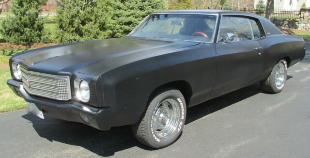 1970 Chevy Chevrolet Monte Carlo V8 Auto Great Driver / Project Car!!