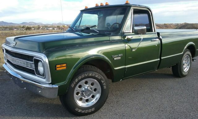 1970 Chevy Pickup >> 1970 Chevy Pickup Big Block C 20 For Sale Photos Technical