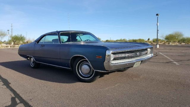 1970 Chrysler 300 Series