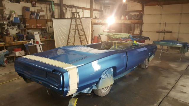 1970 coronet convertible for sale