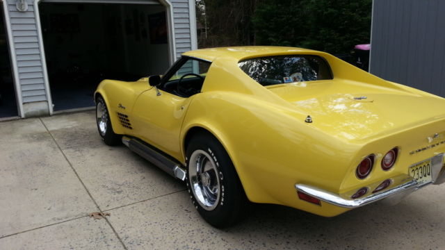 1970 Chevrolet Corvette Coupe 454/390HP