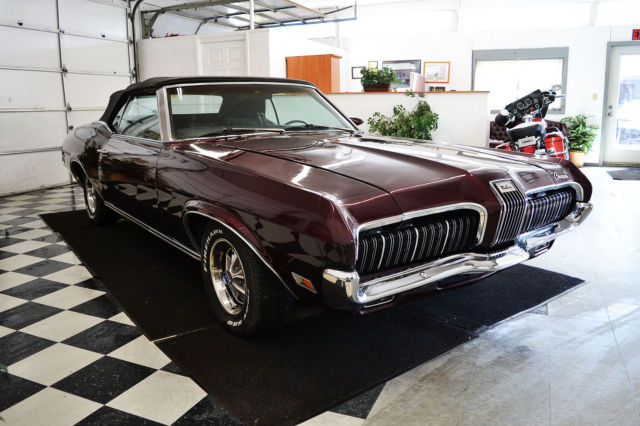 1970 Mercury Cougar NO RESERVE