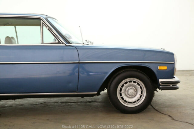 1970 Blue Mercedes-Benz 250C with Other Color interior