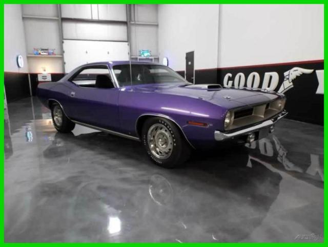 1970 Plymouth Barracuda CUDA 440 6 PACK