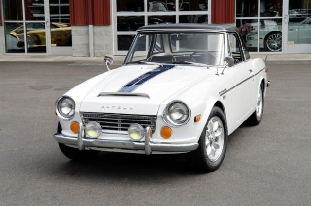 1971 Datsun Other DATSUN 1600 ROADSTER