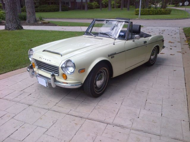 1970 Datsun Other 1600 ROADSTER SPL311
