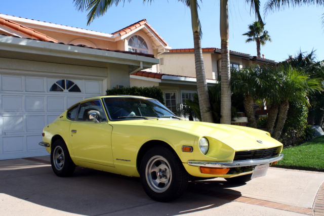1970 Datsun Z-Series , Classic 240z Series 1, 5 Speed
