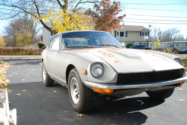 1970 Datsun Z-Series 240Z 2 door coupe