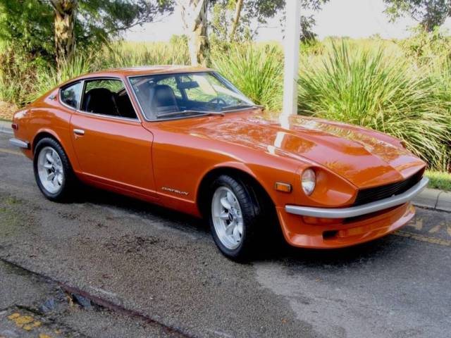 1970 Datsun 240Z the very 1st year & the best available !!!