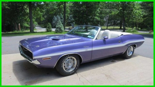 1970 dodge challenger rt used automatic convertible for sale photos technical specifications. Black Bedroom Furniture Sets. Home Design Ideas