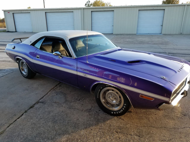 1970 Dodge Challenger SPECIAL EDITION