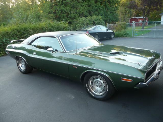 1970 Dodge Challenger Rt Se 440 Magnum Real Deal For
