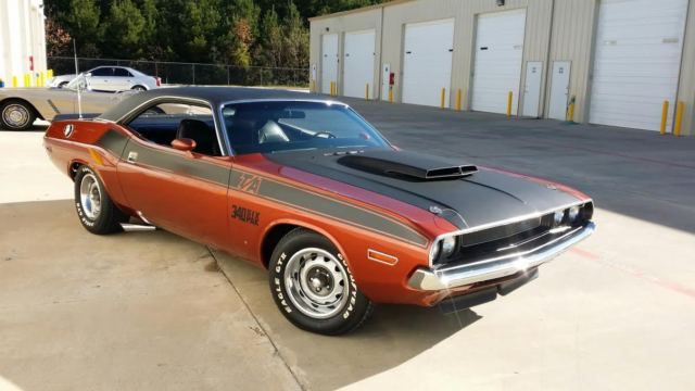 1970 Dodge Challenger Ta 340 6pk For Sale Photos Technical