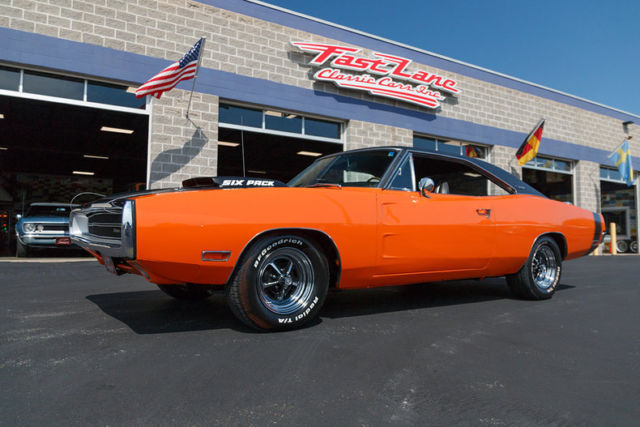 1970 Dodge Charger 440 6-Pack