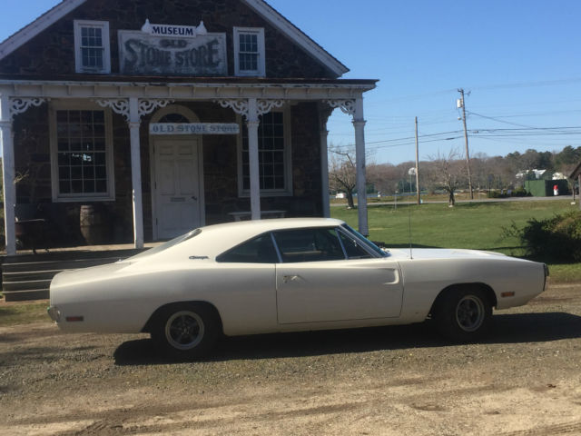 1970 Dodge Charger 70 CHARGER RARE 35K ZERO RUST ROT 1 OWNER W/ DOCS