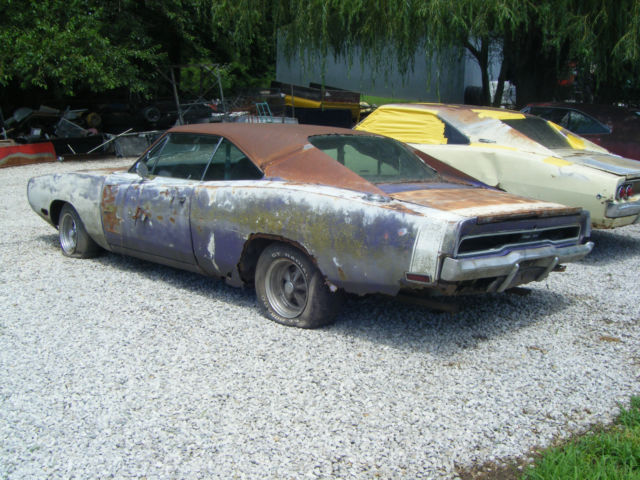 1970 Dodge Charger 500 Factory A/C Matching Numbers 383