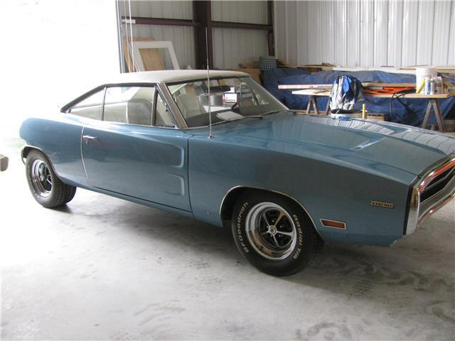 1970 Dodge Charger --
