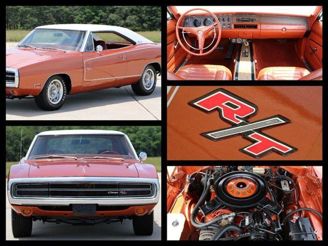 1970 Dodge Charger Charger R/T