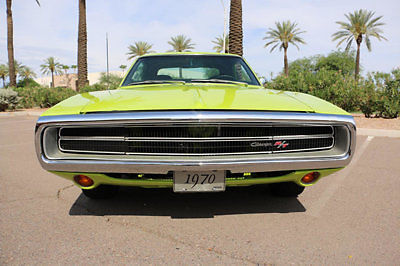 1970 Dodge Charger CHARGER R/T 440-6 PACK