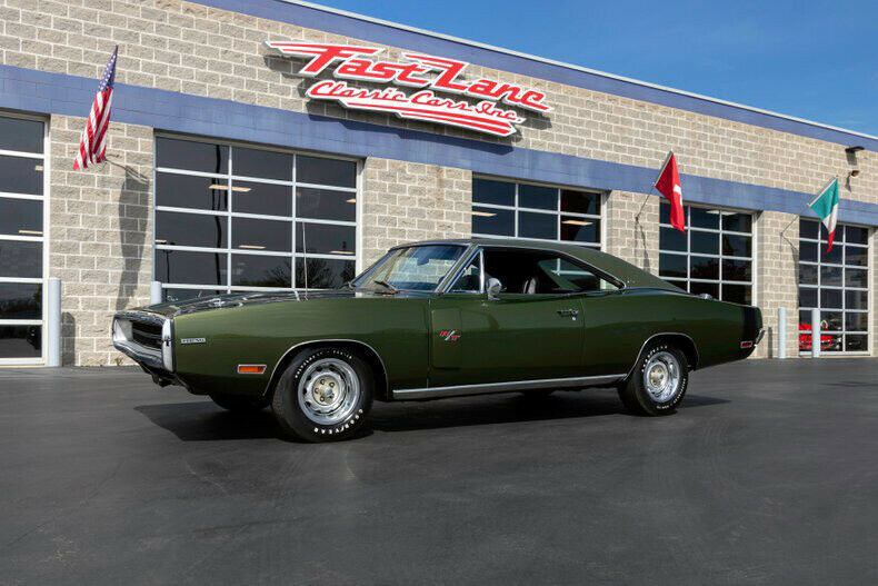 1970 Dodge Charger RT/SE Hemi 4 Speed