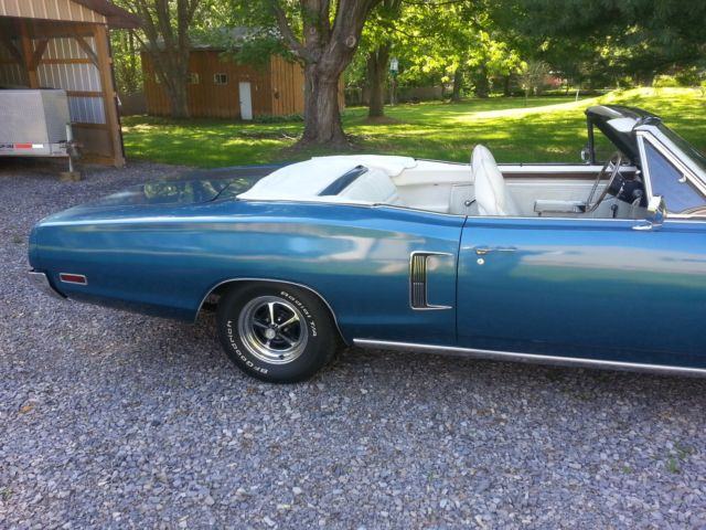 1970 Dodge Coronet 500 convertible R/T Super bee for sale ...