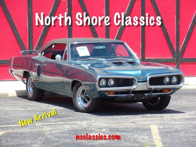 1970 Dodge Coronet 440-SUPERBEE OR RT LOOK-BIG BLOCK 440-RESTORED