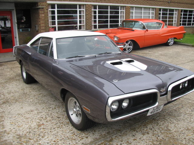 1970 Dodge Coronet Superbee RT