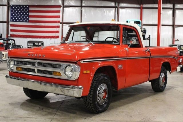 1970 Dodge Other Pickups --