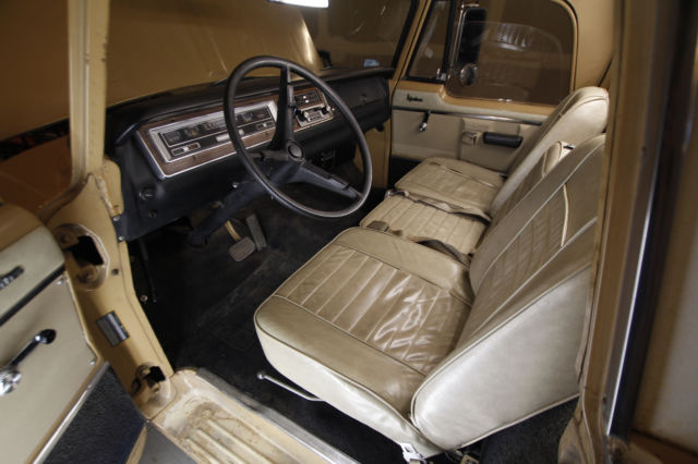 The Ram Boise >> 1970 Dodge D100 Sweptline - Adventurer W/ 318, Automatic ...