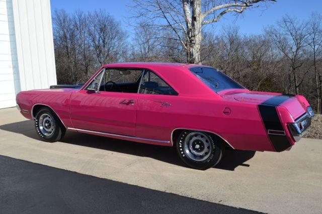 Used Dodge Dart >> 1970 Dodge Dart Swinger (FM3 Panther Pink) 340 4-Speed 1971,1970 Cuda Challenger for sale ...