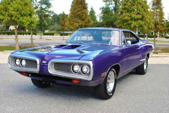 1970 Dodge Super Bee 383 4-Speed Documented Low Miles!
