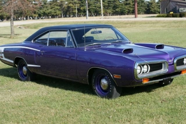1970 Dodge Super Bee 440 Six Pack 4 speed Numbers matching