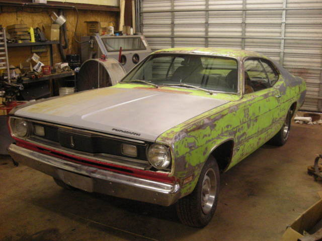 1970 Plymouth Duster Duster 340
