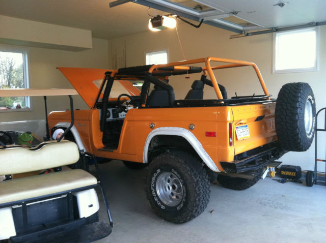 1970 Ford Bronco Sport
