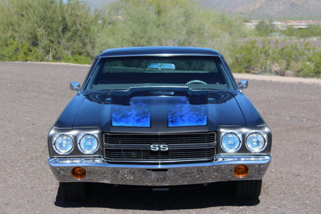 1970 el camino ss custom for sale photos technical specifications description. Black Bedroom Furniture Sets. Home Design Ideas