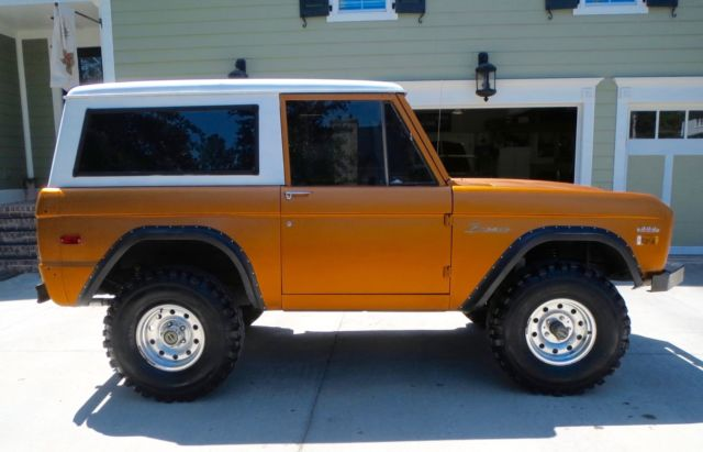 1970 Ford Bronco NO RESERVE